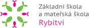 logotyp škola Rybitví